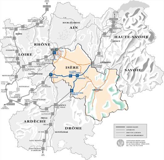 Patrimoine de l'Isère