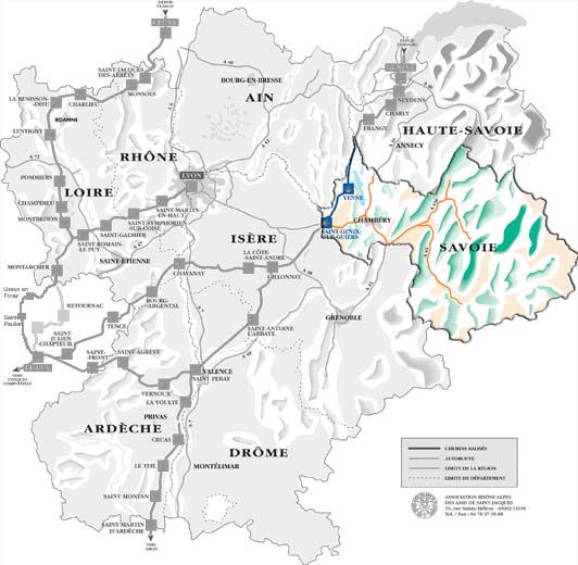 Patrimoine de la Savoie