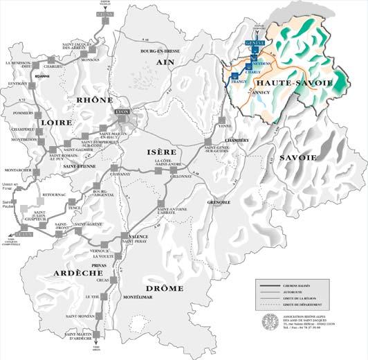 Patrimoine de la Haute-Savoie